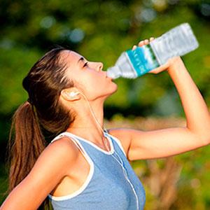 ¿Cuál es el sabor del agua?