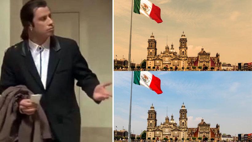 Estadounidenses desconcertados al descubrir que México no es amarillo sepia