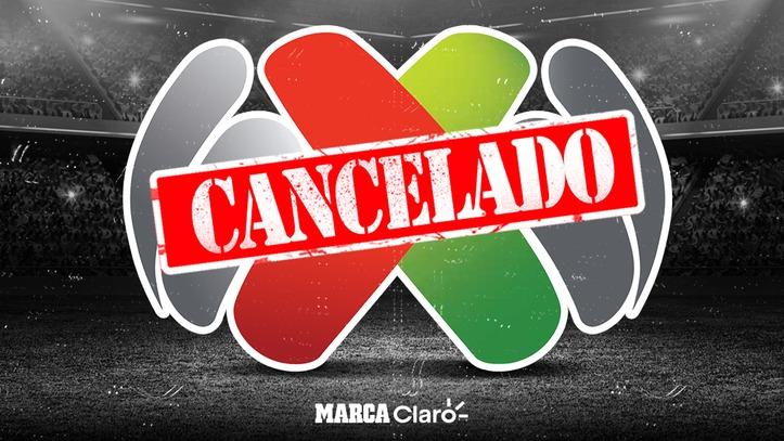 liga mx cancelada