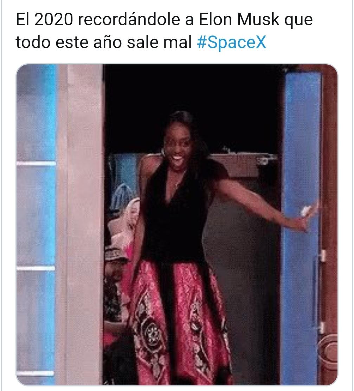 2020 elon musk spacex meme