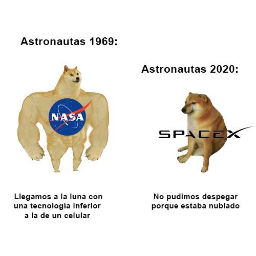 nasa spacex meme