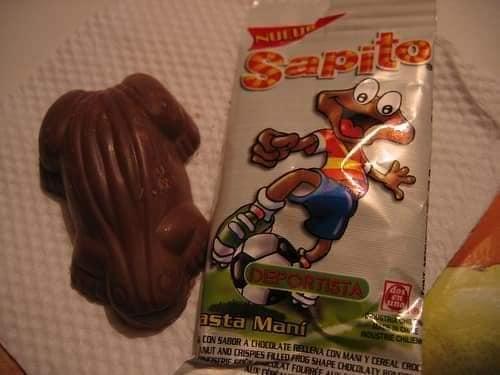 sapito chocolate