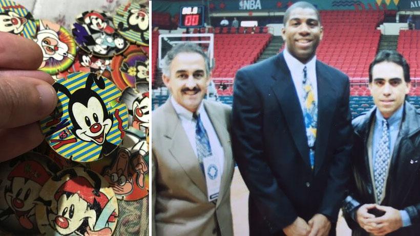 11 cosas que hacíamos cuando veíamos el basketball de los 90s por tele abierta