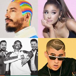 ¿Cuál de estos artistas te late más?