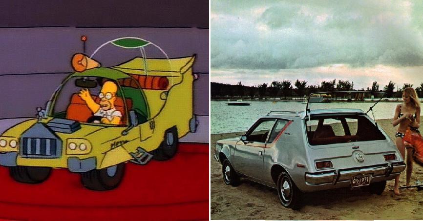 9 coches que siempre fueron feos pero que les gustaban a tus papas