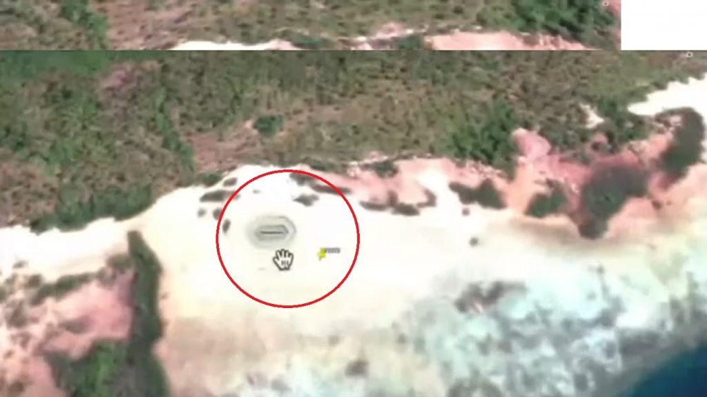 Dimensión desconocida nivel: youtuber asegura haber encontrado base alienígena en Google Maps