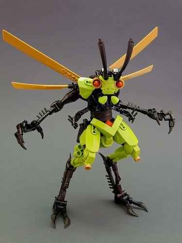 robot locust
