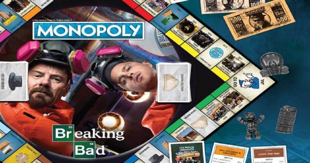 Cocina tu propia diversión con el nuevo Monopoly de Breaking Bad