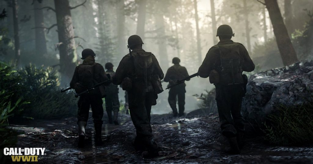 Call of Duty WWII en descarga gratis desde hoy en el PS Plus de junio