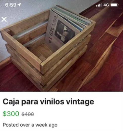 viniles vintage