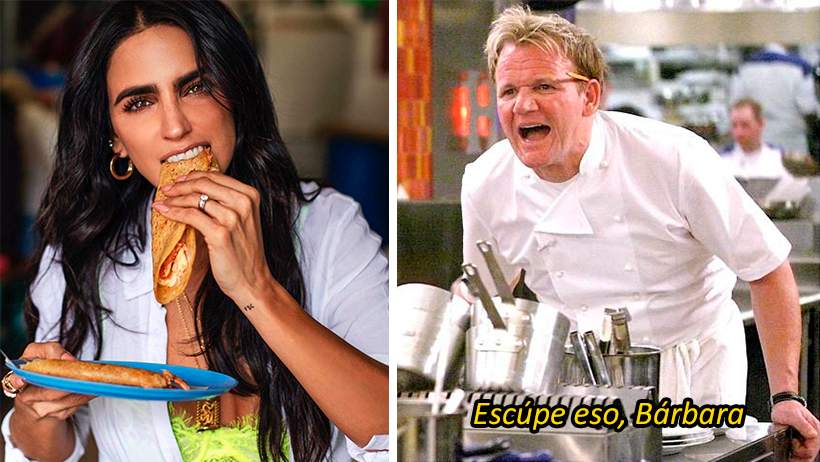 Cover Barbara de Regil Carbohidratos Gordon Ramsay