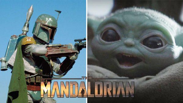 Cover Boba Fett The Mandalorian Season 2