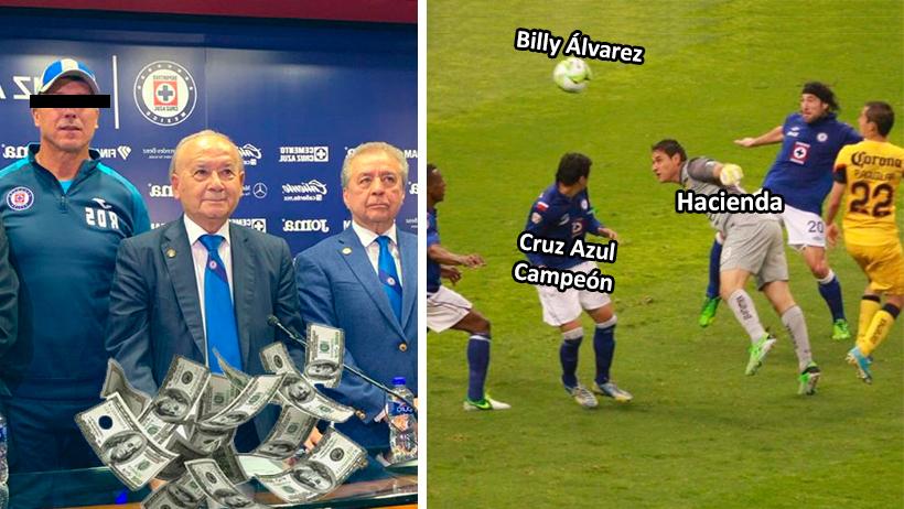 Cover Cruz Azul Lavado de Dinero Billy Álvarez