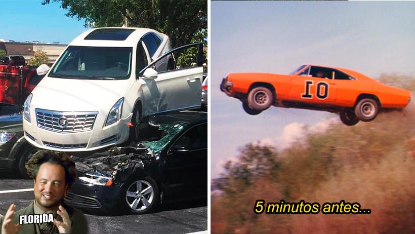 Cover Cuarentena Florida auto choque