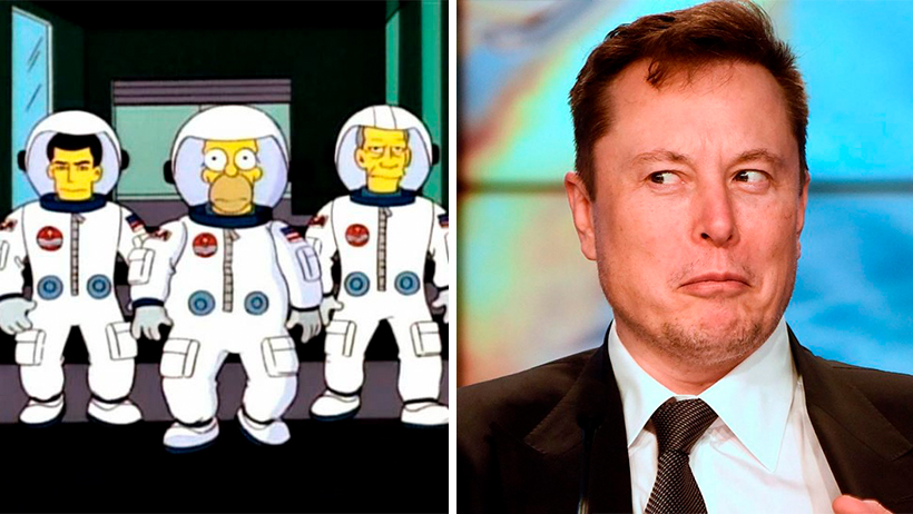 Cover SpaceX Lanzamiento Elon Musk