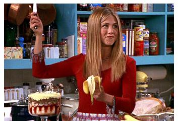 friends rachel thanksgiving trifle