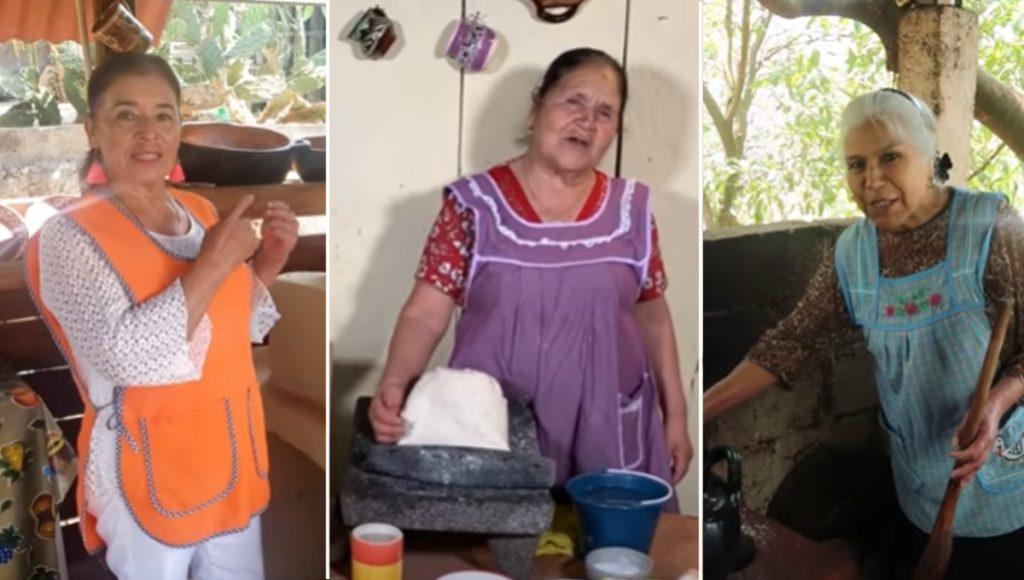 Multiverso nivel: ya hay tres señoras casi igualitas a De mi rancho a tu cocina