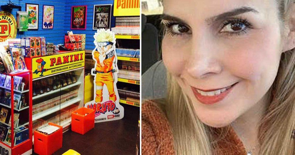 Tras escándalos, Editorial Panini rompe relaciones con Karla Panini