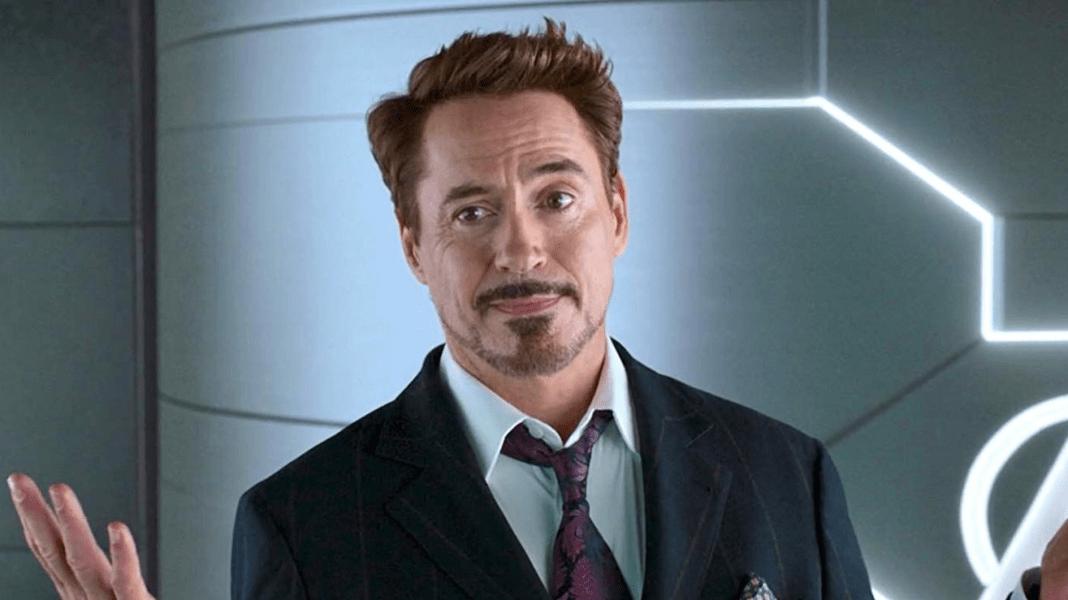 Tony Stark Spider-Man Homecoming
