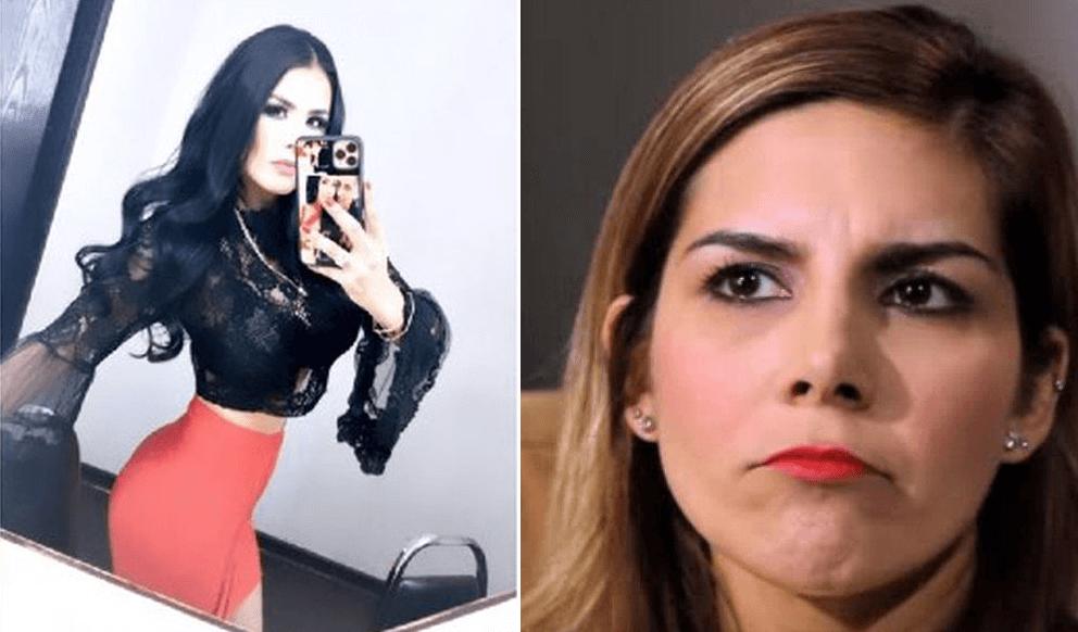 Fabiola Martinez le manda mensaje a la Panini con atrevido bailecito