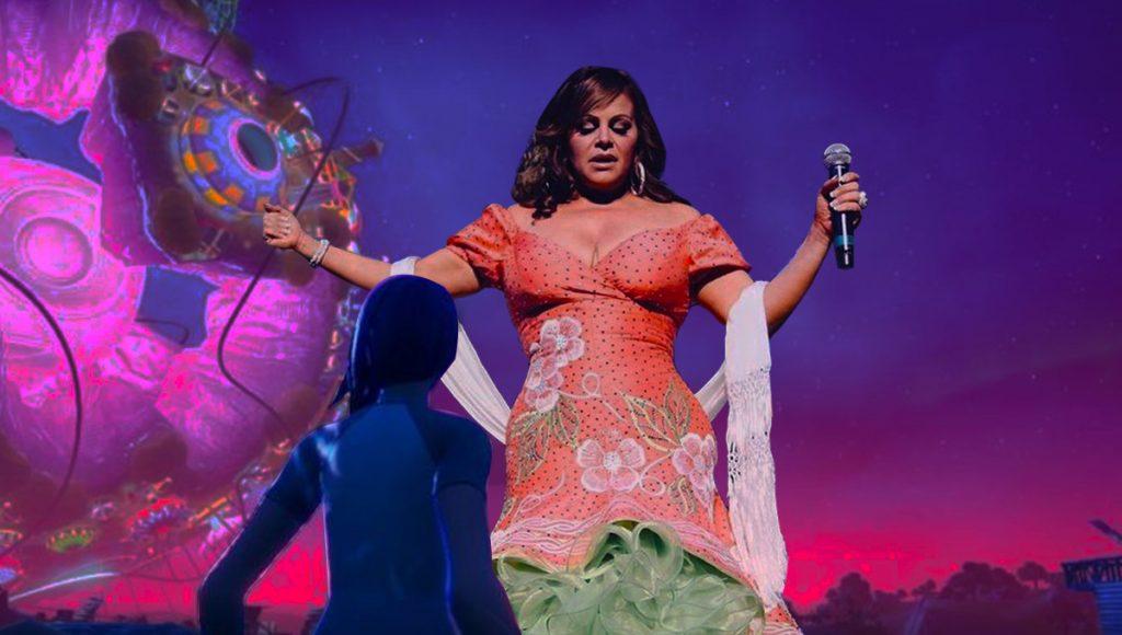 Tras éxito de Travis Scott en Fortnite, Jenni Rivera daría concierto virtual