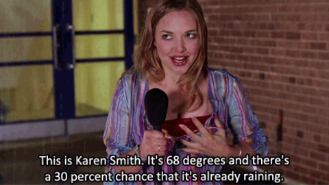 mean girls karen weather