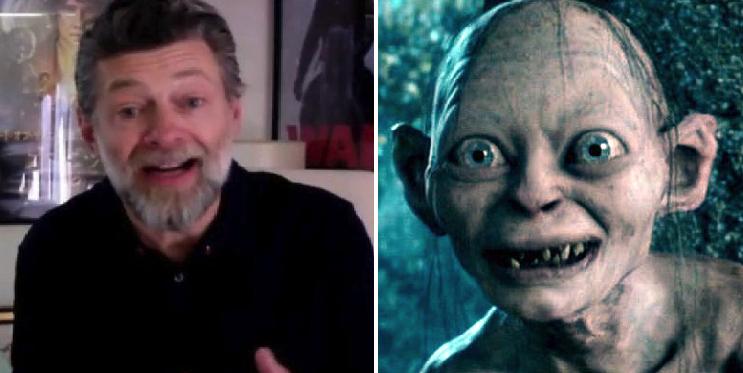 El actor que interpretó a Gollum leerá completo el libro 'El Hobbit'