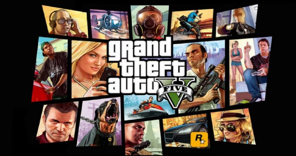 Grand Theft Auto V: descarga gratis tira el portal de Epic Games Store