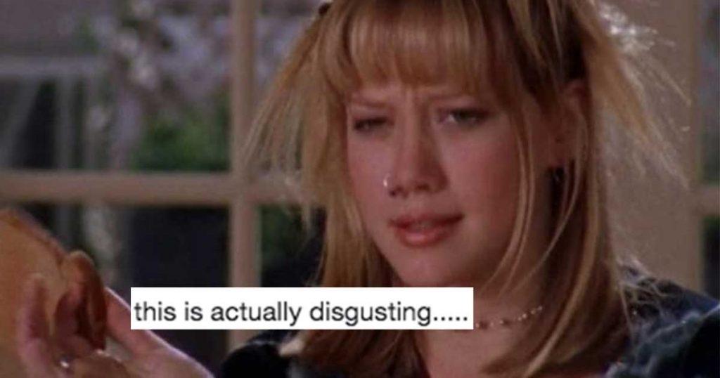 Alguien sin quehacer acusó a Hilary Duff de tráfico sexual y así les cerró la boca