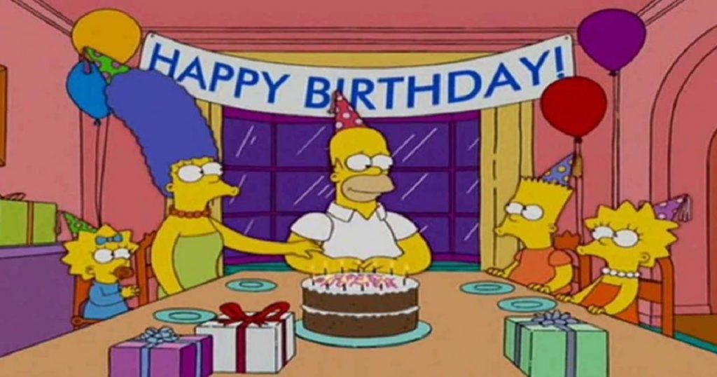 Anda la osa: ¡feliz cumpleaños número 64, Homero Simpson!