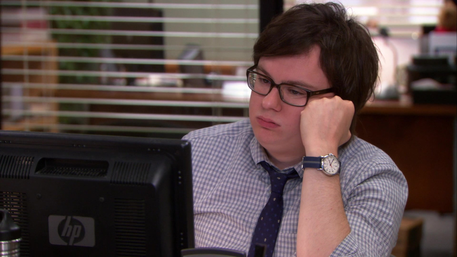 Clark The office empleados