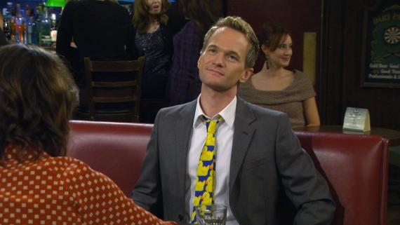 Duckie Tie Barney Stinson