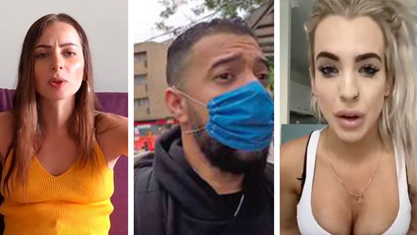 6 influencers que nos han demostrado qué NO hacer en esta cuarentena