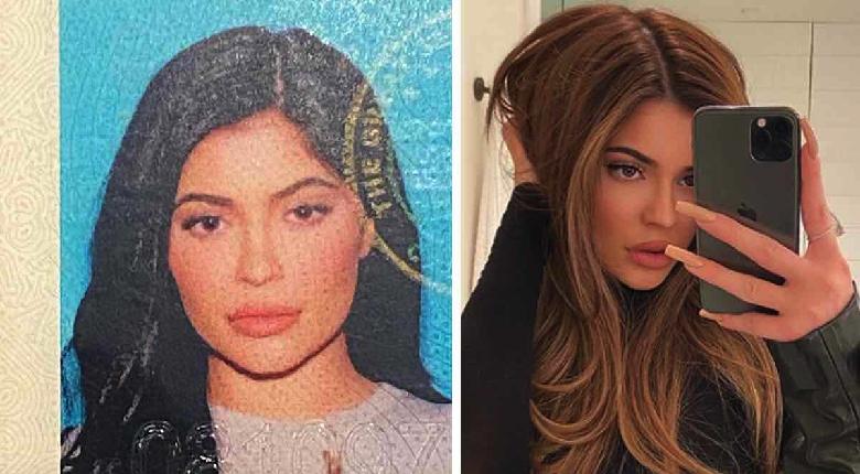 ¿No que no se podía? Dejan a Kylie Jenner escoger la foto en su licencia de conducir y bueno…