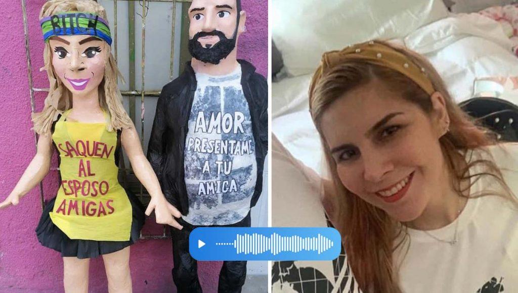 Karla Panini audio piñatería