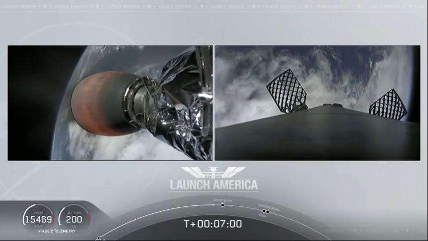 launch spacex nasa