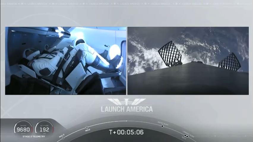 launch spacex