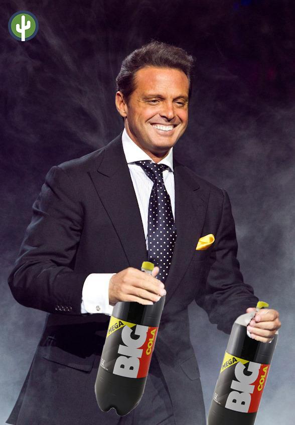 Luis Miguel Big Cola