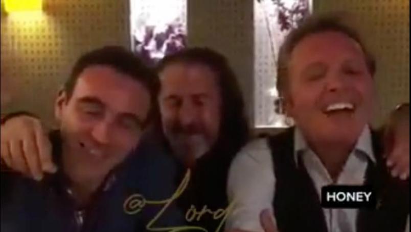 ¡Tú no, Sol! Luis Miguel debuta en TikTok con video cantando