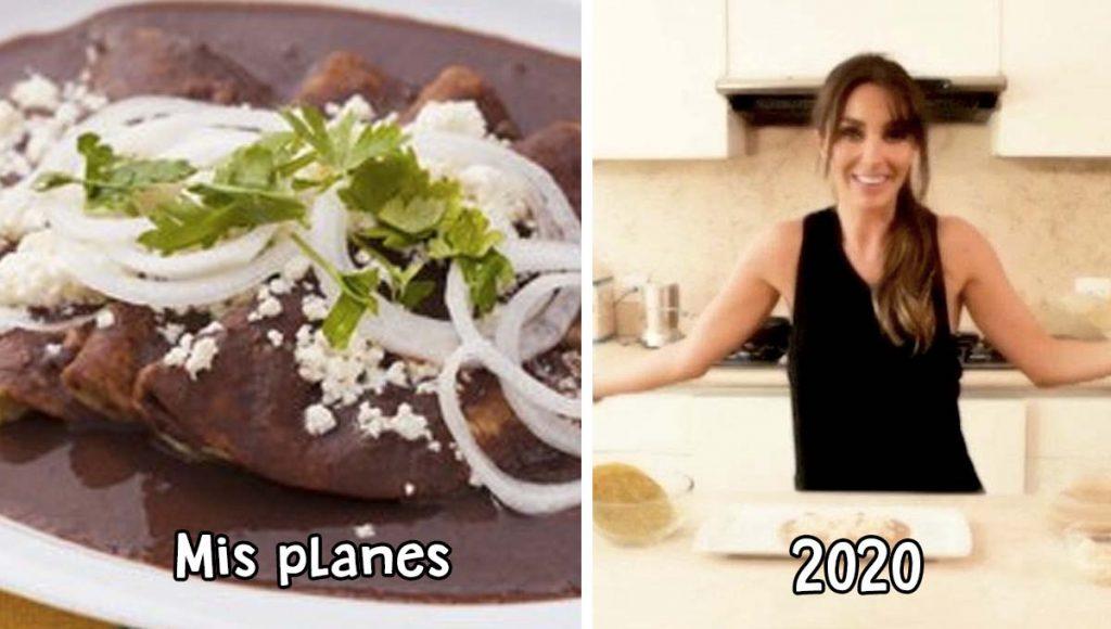 Memes de mis planes y el 2020