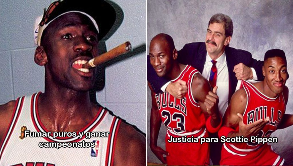13 lecciones que aprendimos gracias a The Last Dance y Michael Jordan