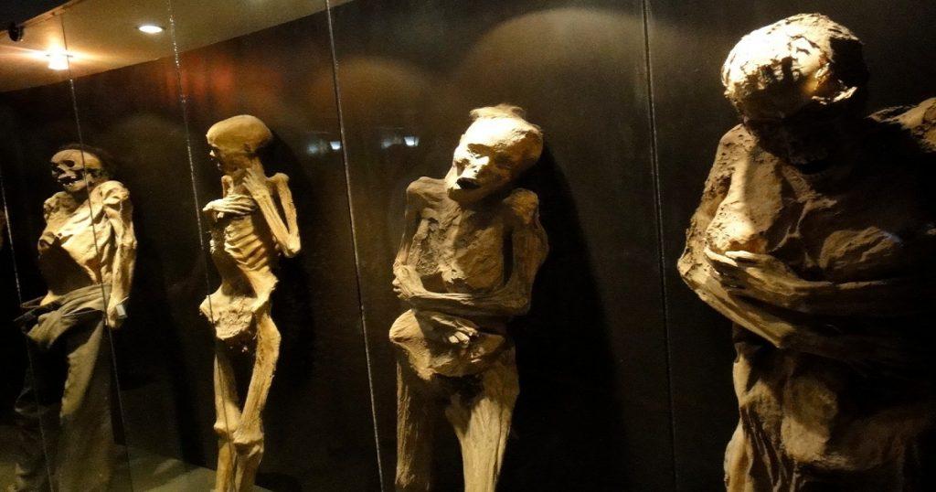 Cuidado con tu tía, se están robando las momias en Guanajuato