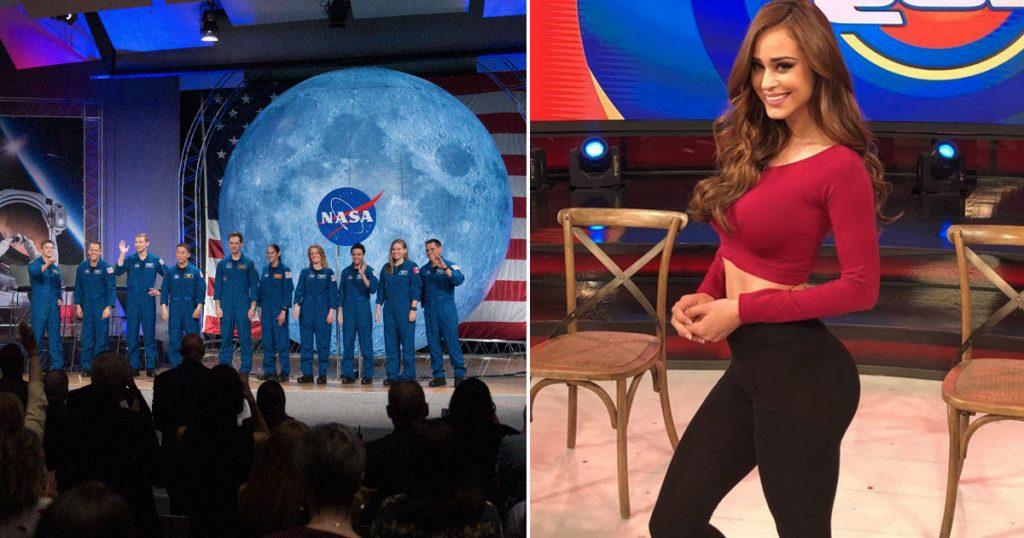 NASA Yanet García clima meme
