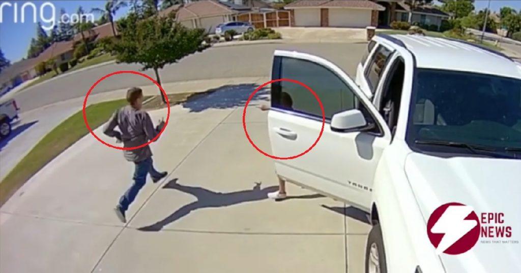 Mi pobre Angelita: Niña de 10 años impide que ladrón robe su casa VIDEO