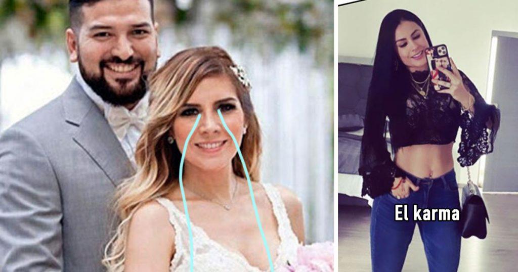 Karma Panini nivel: Ya salió la amante de Américo Garza a confesar su amorío