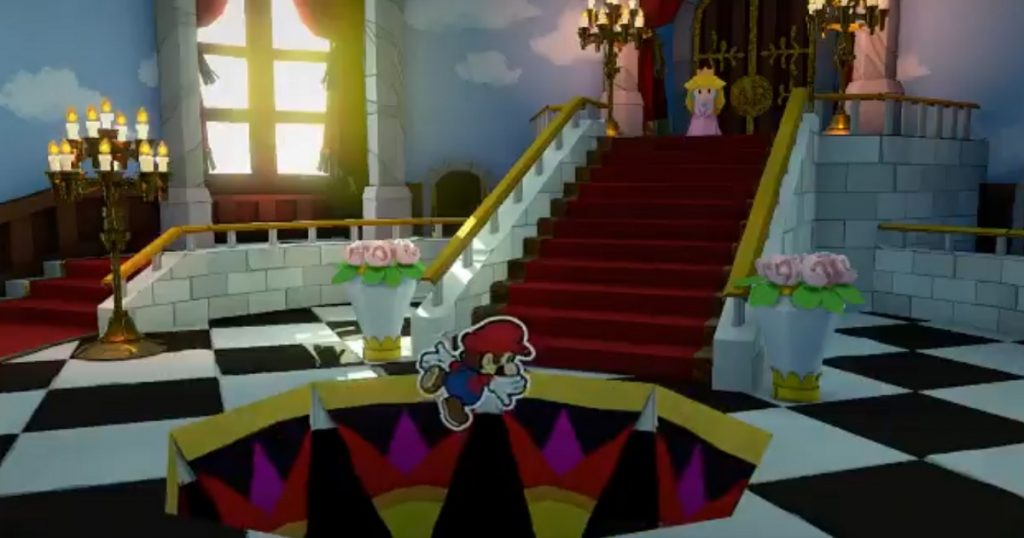 Nintendo sorprende con tráiler de Paper Mario: The Origami King para Switch