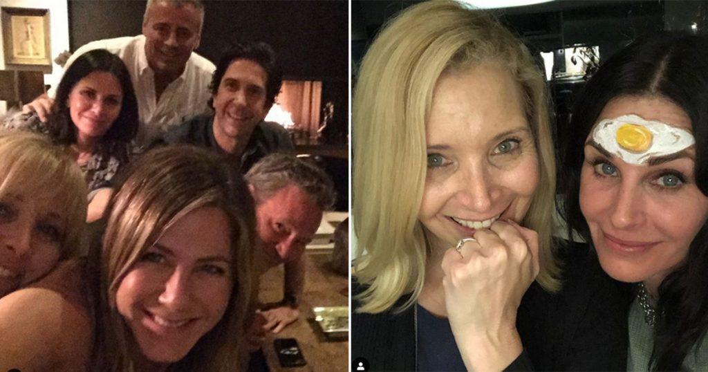 Ya salió el peine: Phoebe admite que Friends era una serie de blancos privilegiados