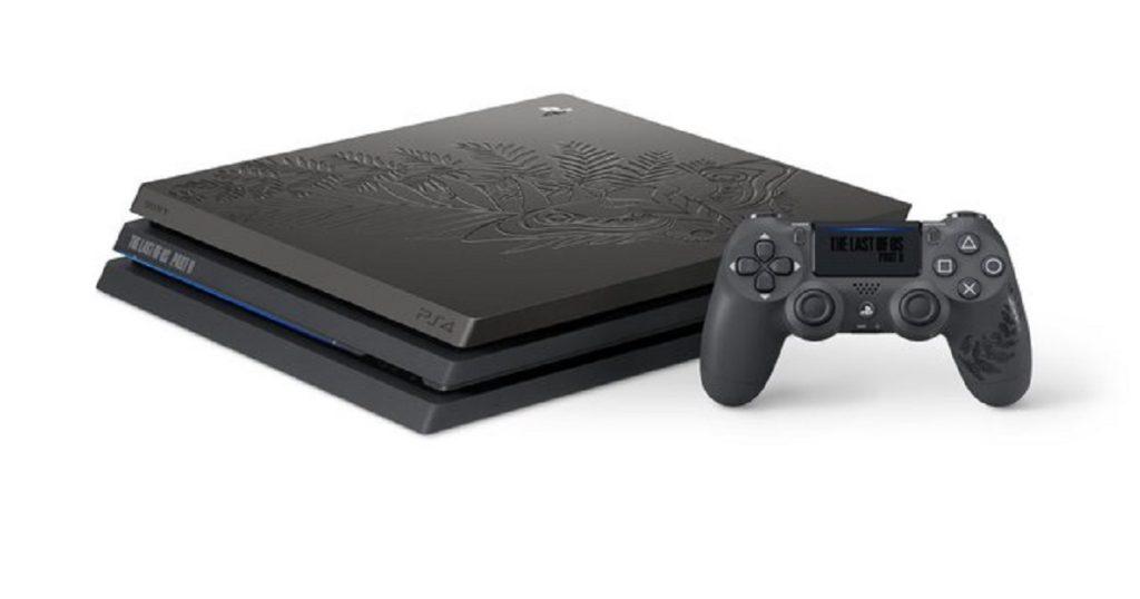 Sony sorprende con anuncio de bundle de PS4 Pro inspirado en The Last of Us 2