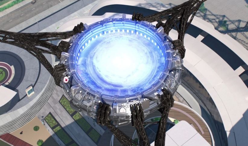 Portal Big Hero 6