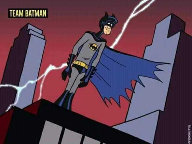batman shaggy